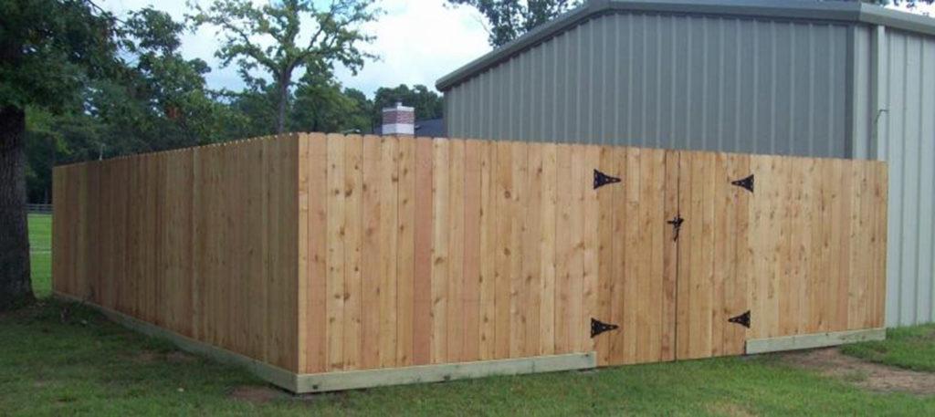 Tyler Wood Fences